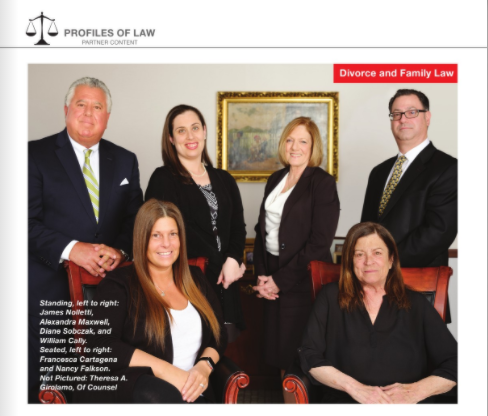 Nolletti Law Group Westchester Magazine