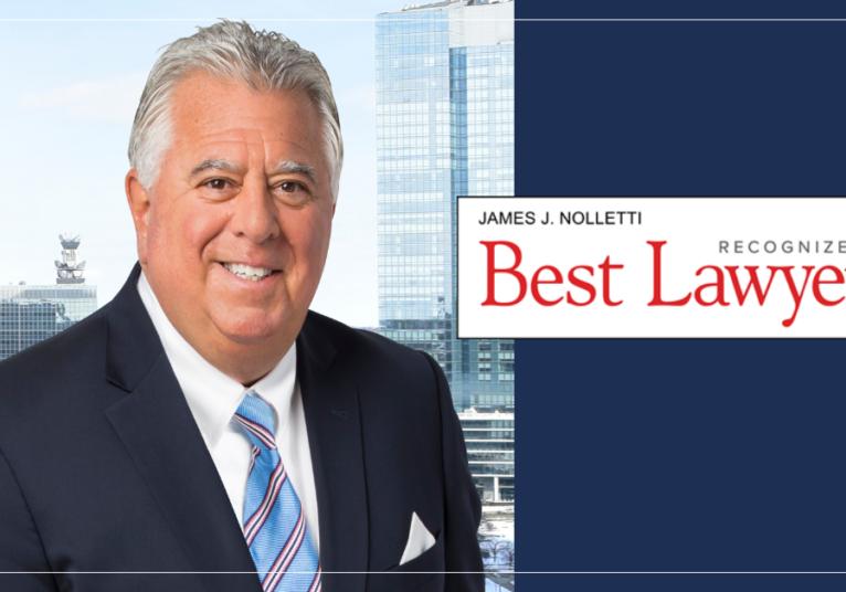 James Nolletti Best Lawyers